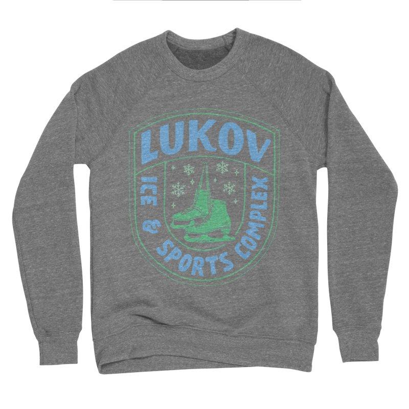 Lukov - Design 2 Women's Sponge Fleece Sweatshirt by M A R I A N A    Z A P A T A