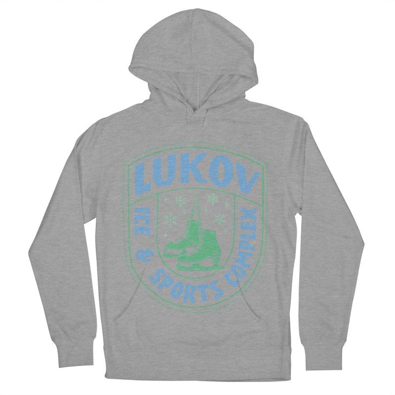 Lukov - Design 2 Women's Pullover Hoody by M A R I A N A    Z A P A T A