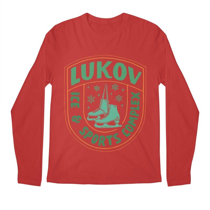 Lukov - Design 3 Men's Regular Longsleeve T-Shirt by M A R I A N A    Z A P A T A