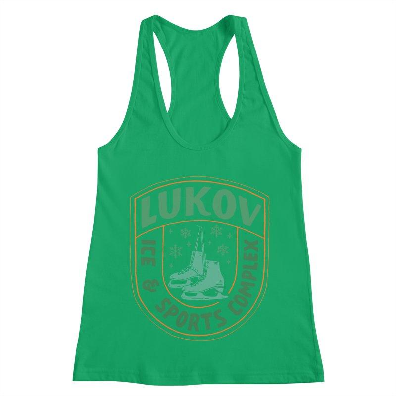 Lukov - Design 3 Women's Tank by M A R I A N A    Z A P A T A