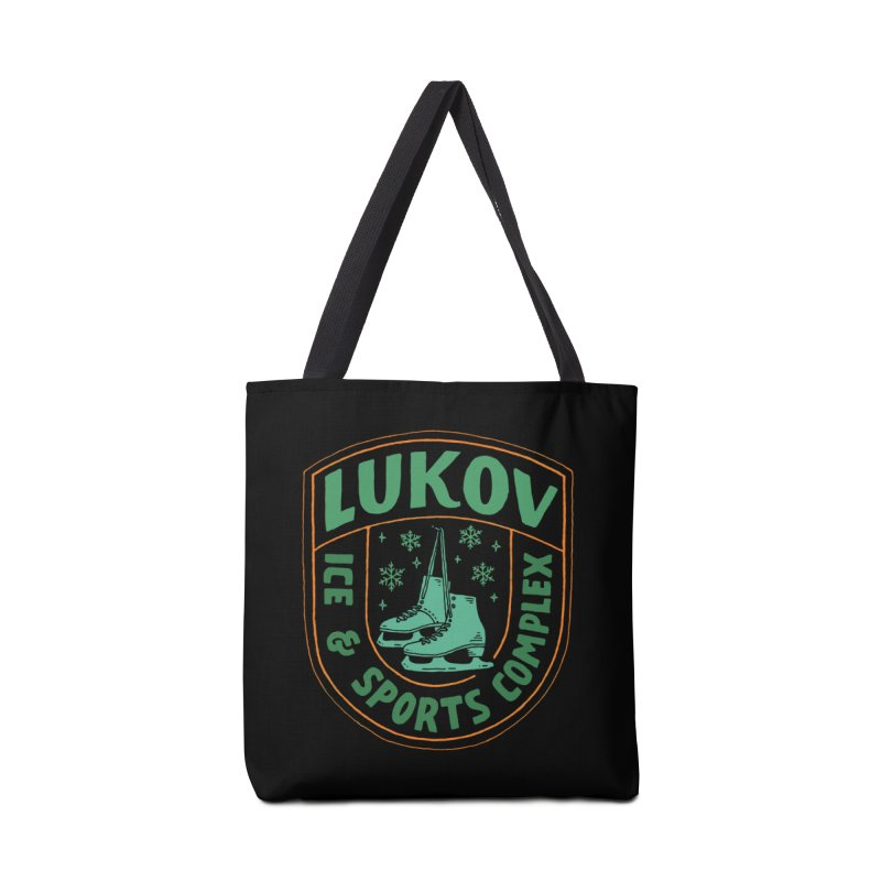 Lukov - Design 3 Accessories Tote Bag Bag by M A R I A N A    Z A P A T A