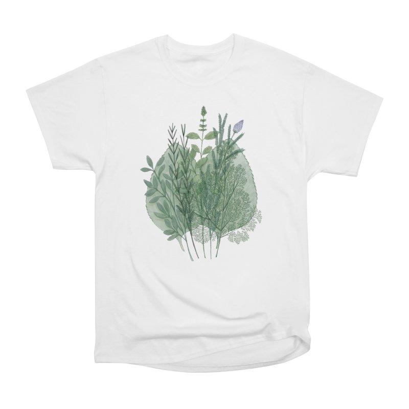 Herbs Women's T-Shirt by Maria Paula