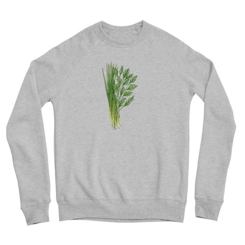 Green Scent Women's Sweatshirt by Maria Paula