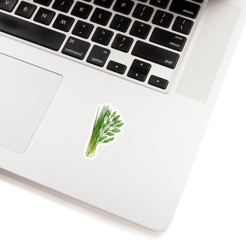 Green Scent Accessories Sticker by Maria Paula