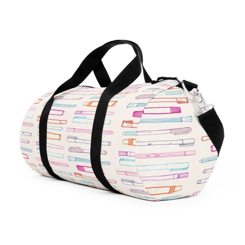 Arsenal Accessories Bag by Maria Paula