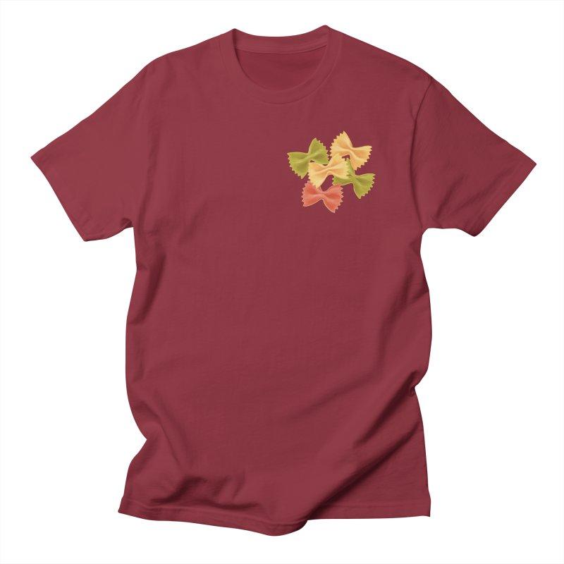 Farfalle Men's T-Shirt by Maria Paula