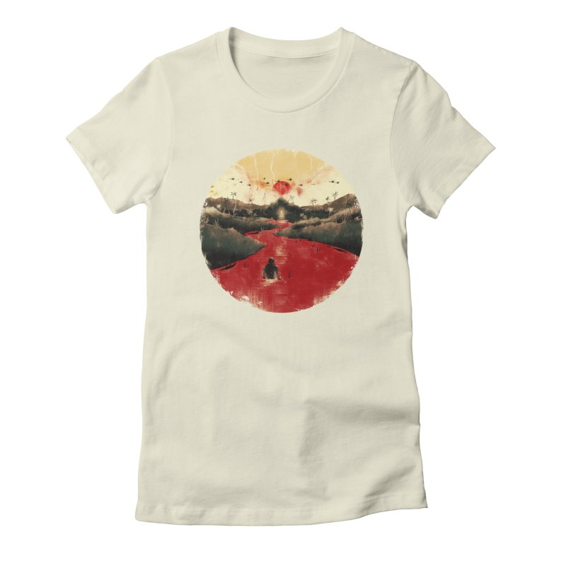 Apocalypse Now Women's Fitted T-Shirt by MB's Tees