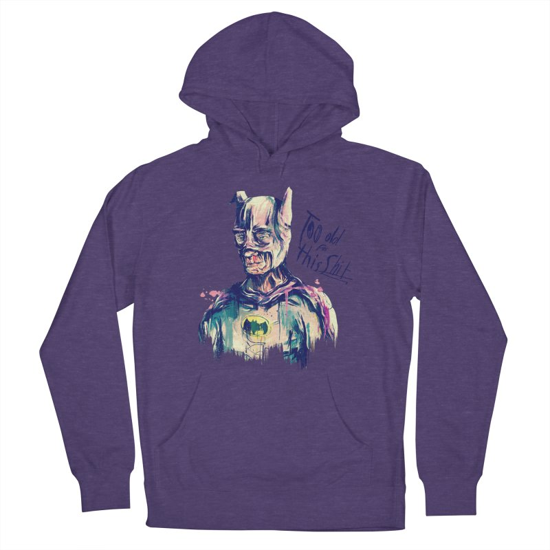Too old Men's Pullover Hoody by MB's Tees