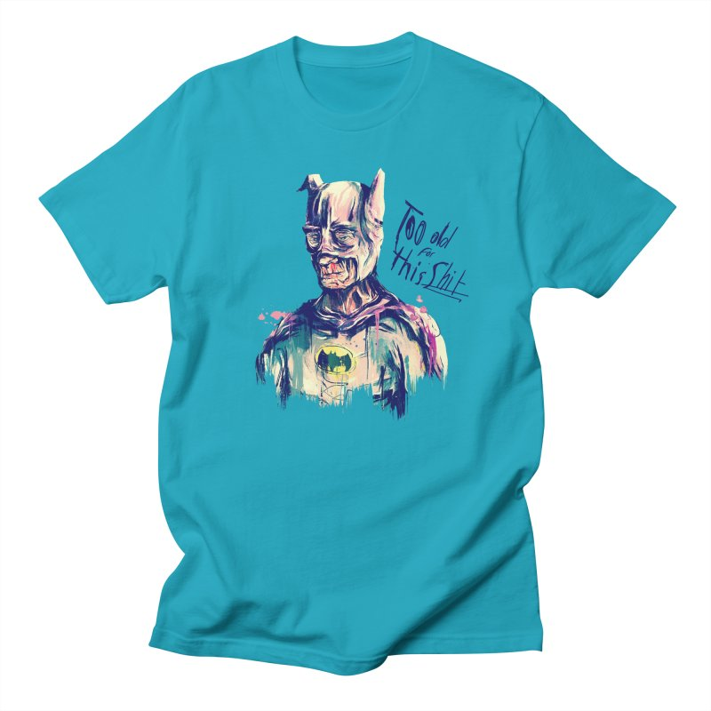 Too old Men's T-Shirt by MB's Tees