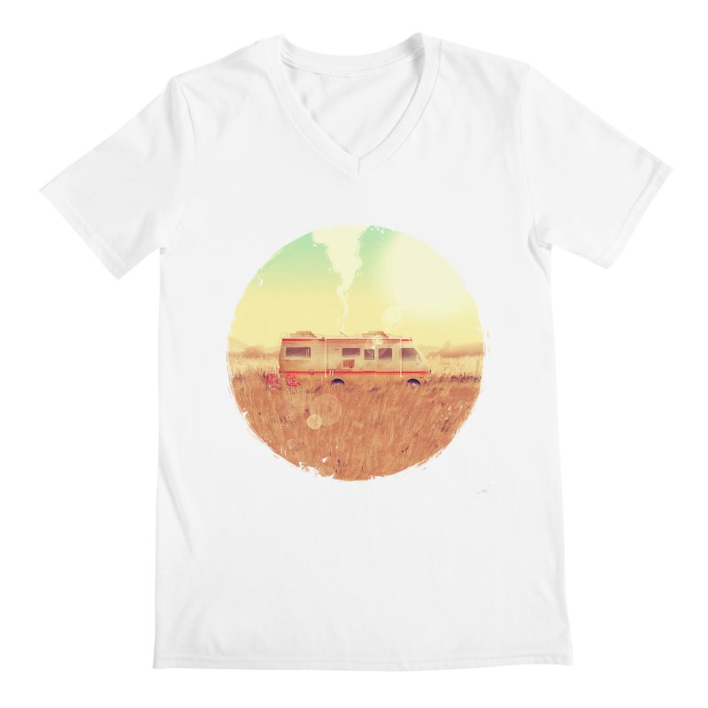 Where it all began Men's V-Neck by MB's Tees