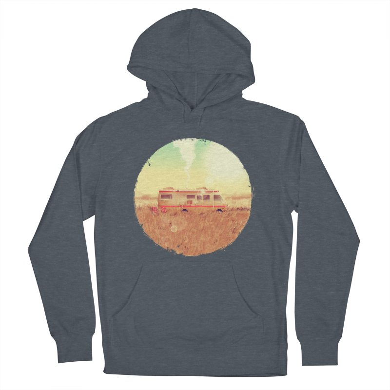 Where it all began Men's French Terry Pullover Hoody by MB's Tees