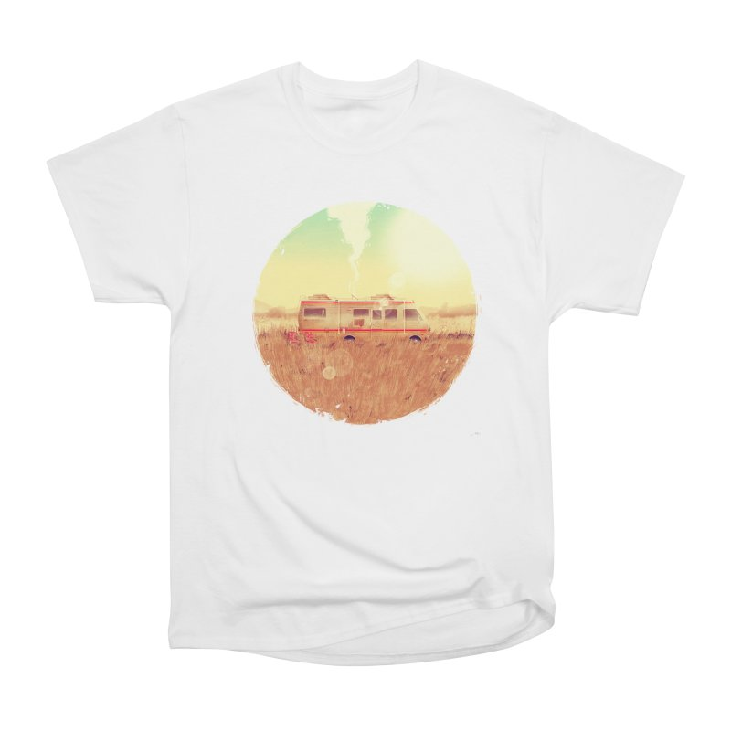 Where it all began Men's Heavyweight T-Shirt by MB's Tees
