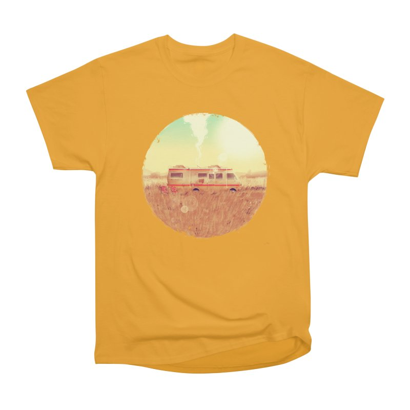 Where it all began Women's Heavyweight Unisex T-Shirt by MB's Tees