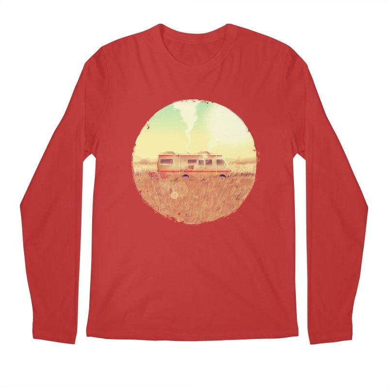 Where it all began Men's Regular Longsleeve T-Shirt by MB's Tees