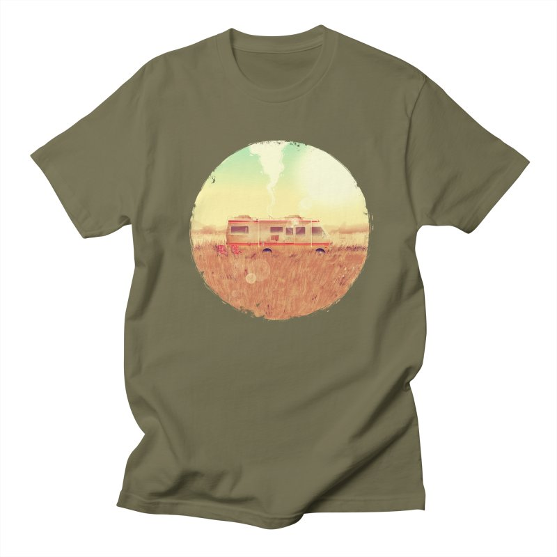Where it all began Men's Regular T-Shirt by MB's Tees