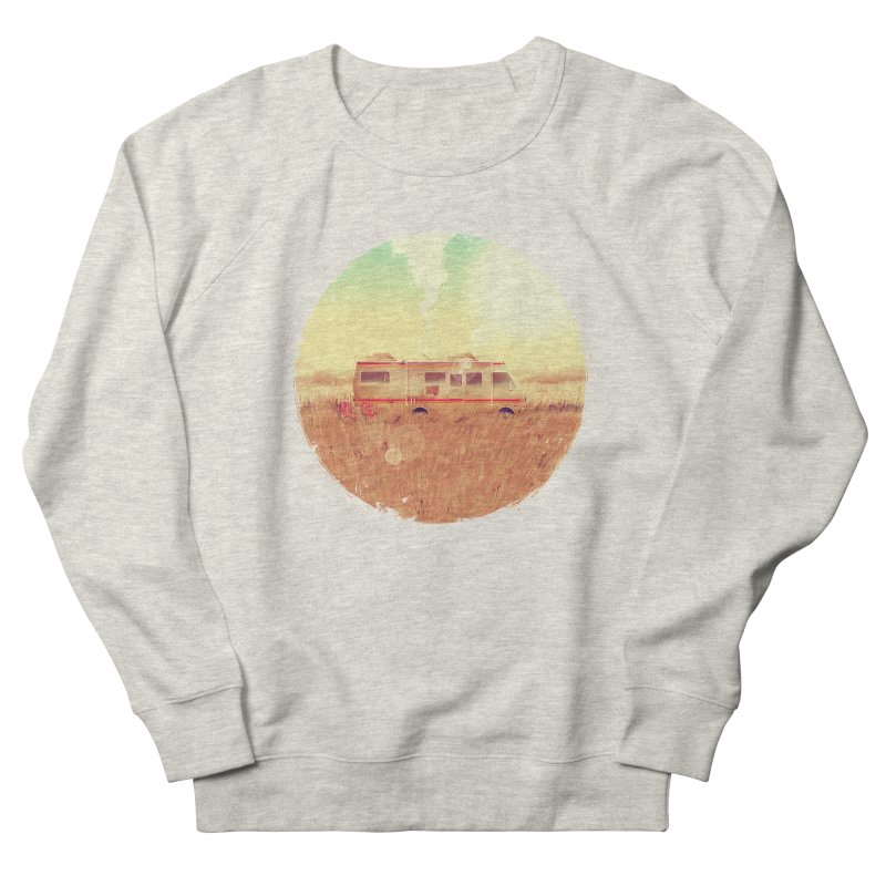 Where it all began Women's French Terry Sweatshirt by MB's Tees