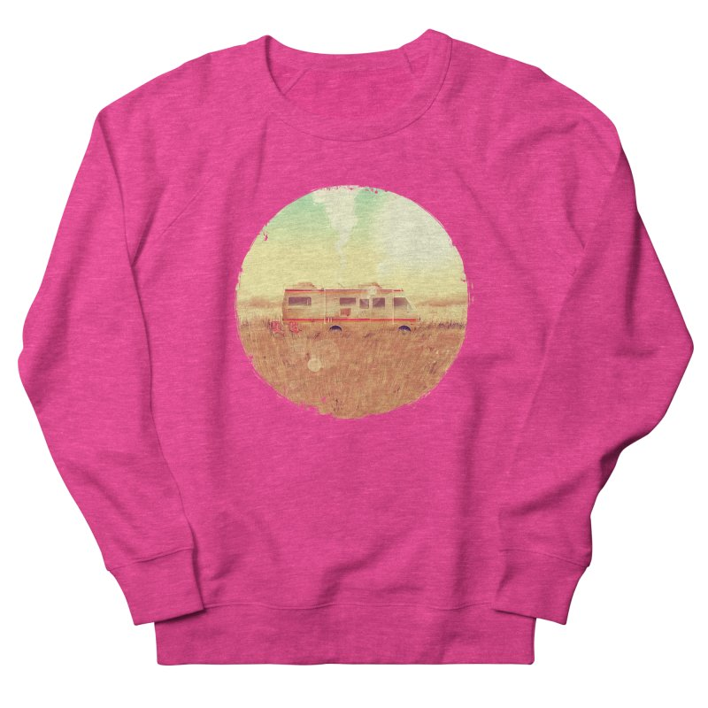 Where it all began Men's French Terry Sweatshirt by MB's Tees