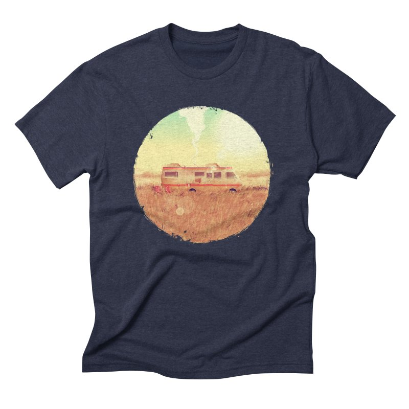 Where it all began Men's Triblend T-Shirt by MB's Tees