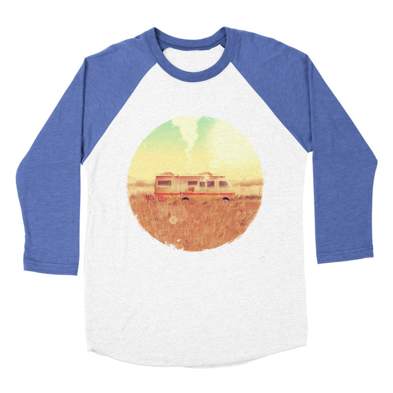 Where it all began Women's Baseball Triblend Longsleeve T-Shirt by MB's Collection