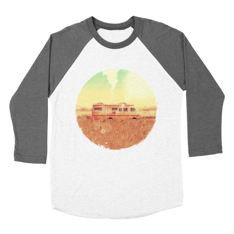 Where it all began Women's Baseball Triblend Longsleeve T-Shirt by MB's Tees