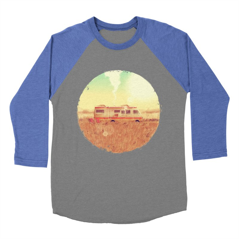 Where it all began Men's Baseball Triblend Longsleeve T-Shirt by MB's Tees