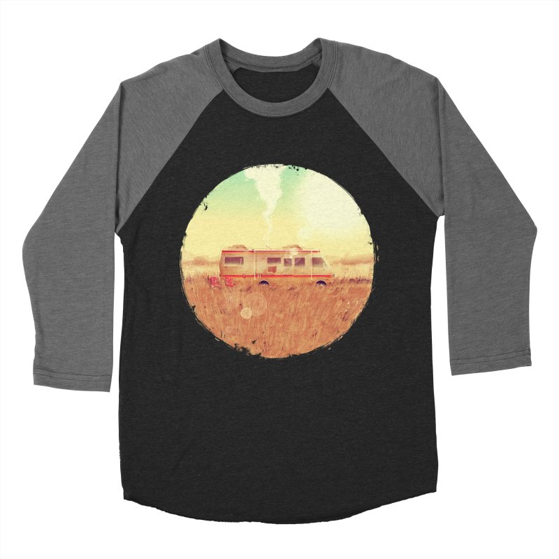 Where it all began Men's Baseball Triblend Longsleeve T-Shirt by MB's Tees