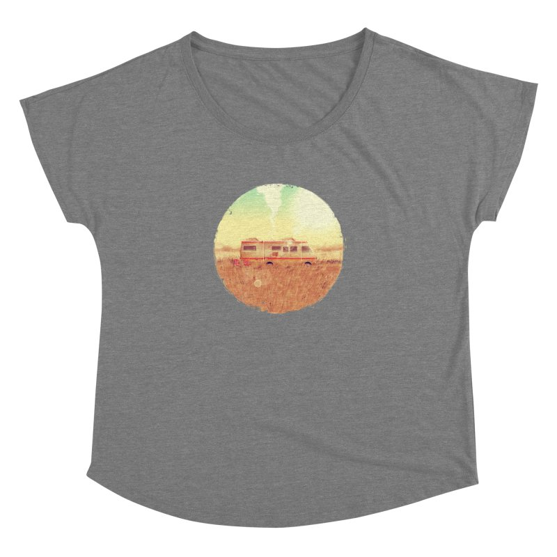 Where it all began Women's Scoop Neck by MB's Tees