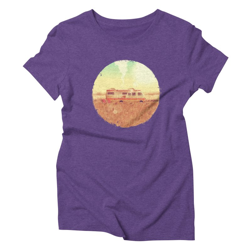 Where it all began Women's Triblend T-Shirt by MB's Tees