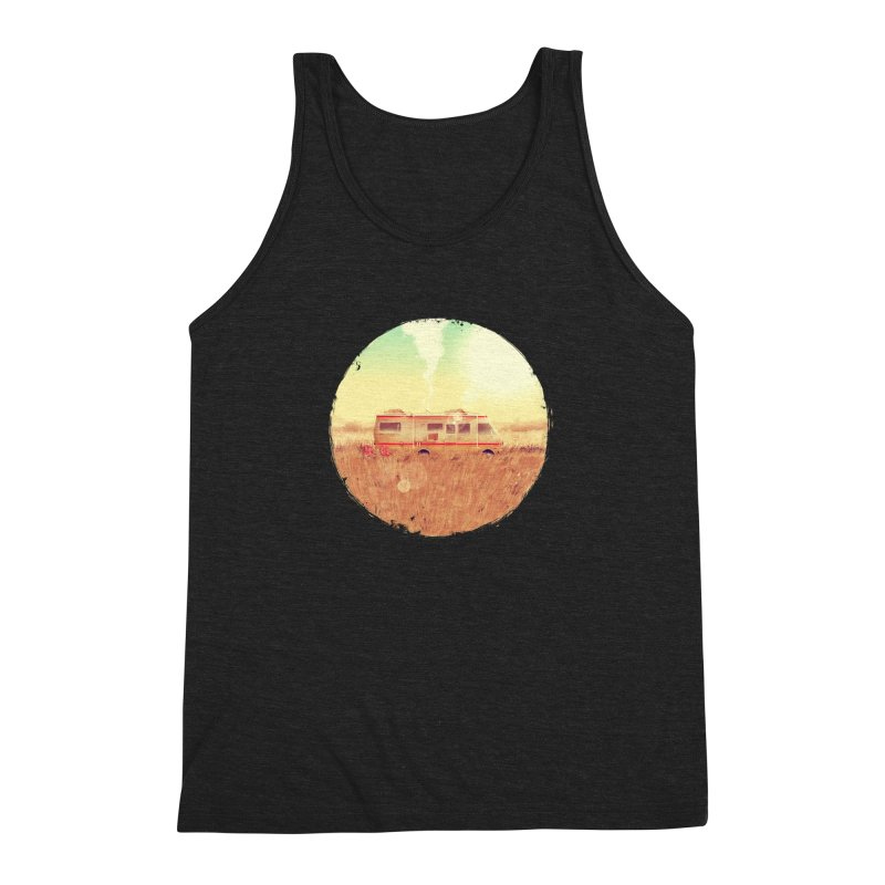 Where it all began Men's Triblend Tank by MB's Tees