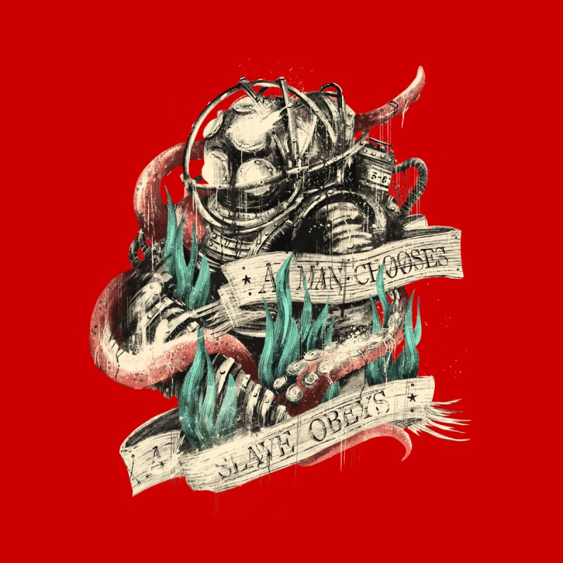 Bioshock Men's T-Shirt by MB's Tees
