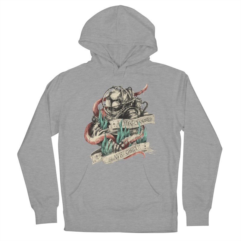 Bioshock Women's Pullover Hoody by MB's Collection