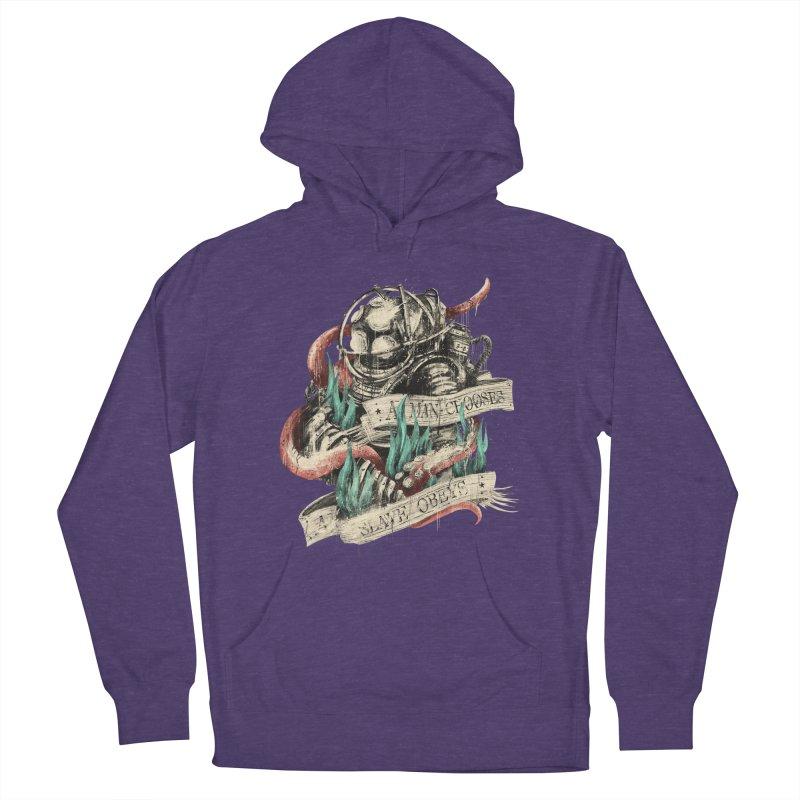 Bioshock Men's Pullover Hoody by MB's Tees