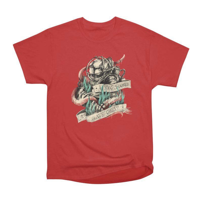 Bioshock Women's Heavyweight Unisex T-Shirt by MB's Tees