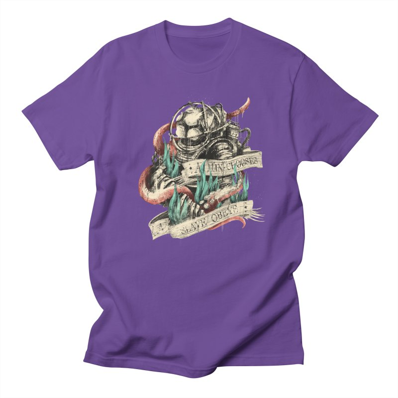 Bioshock Men's Regular T-Shirt by MB's Tees