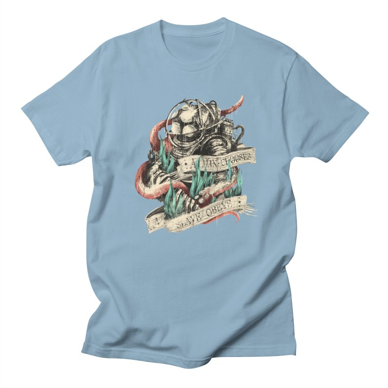 Bioshock Women's Regular Unisex T-Shirt by MB's Tees