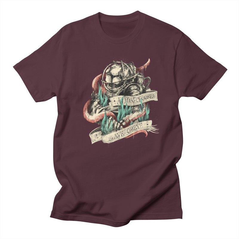 Bioshock Men's Regular T-Shirt by MB's Tees