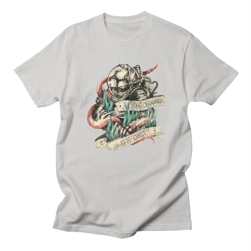 Bioshock Men's T-Shirt by MB's Collection