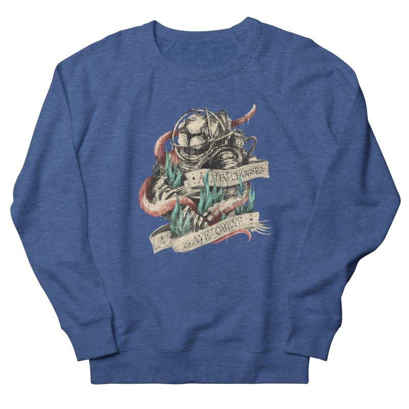 Bioshock Women's French Terry Sweatshirt by MB's Tees