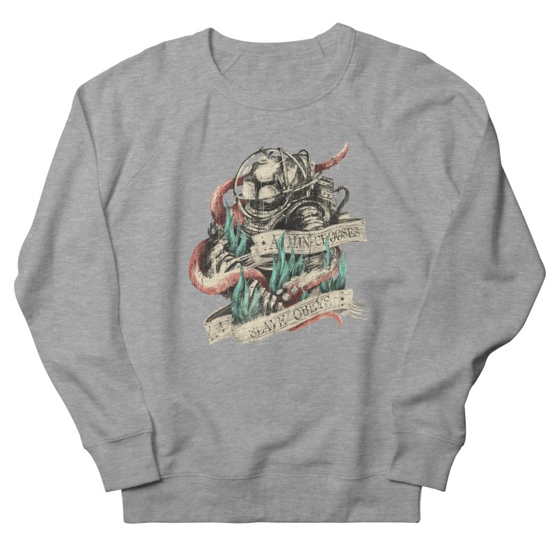 Bioshock Women's French Terry Sweatshirt by MB's Tees