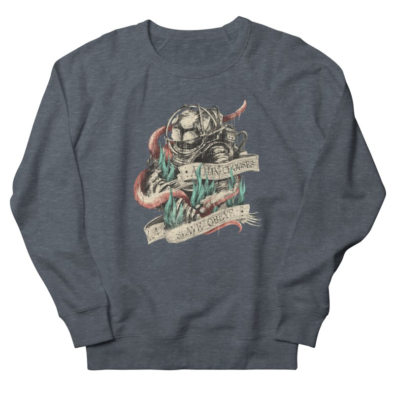 Bioshock Men's French Terry Sweatshirt by MB's Tees