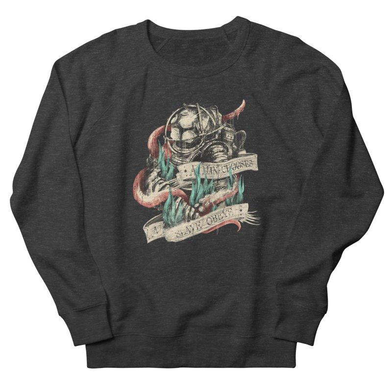 Bioshock Men's French Terry Sweatshirt by MB's Tees