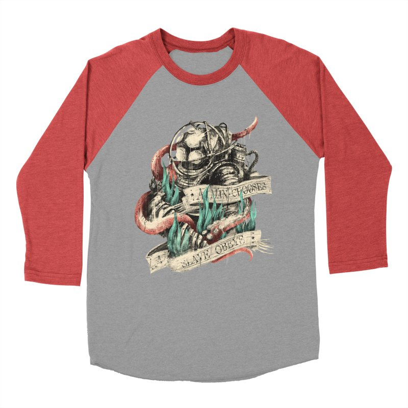 Bioshock Men's Longsleeve T-Shirt by MB's Collection