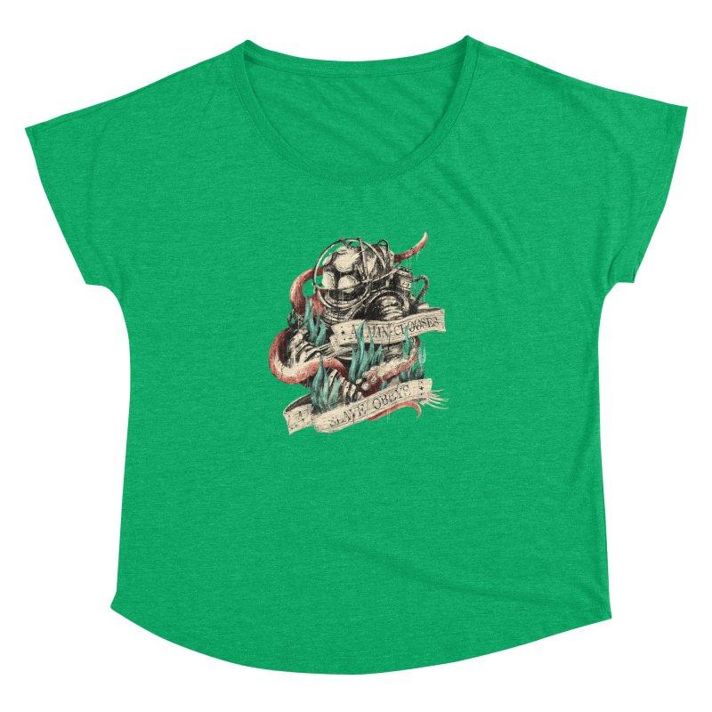 Bioshock Women's Dolman by MB's Tees