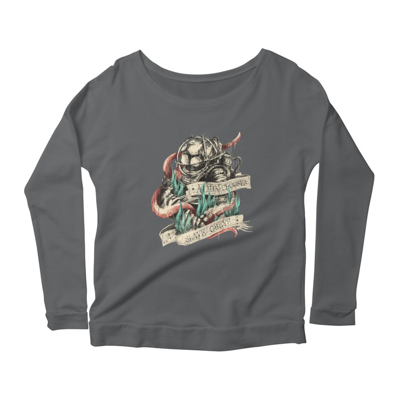 Bioshock Women's Longsleeve T-Shirt by MB's Collection