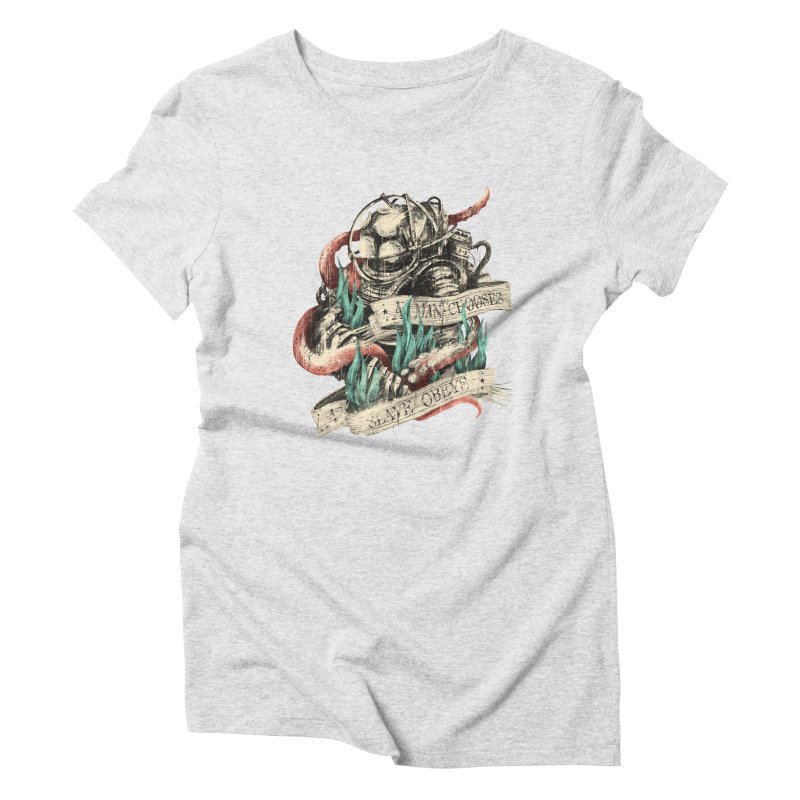 Bioshock Women's T-Shirt by MB's Collection