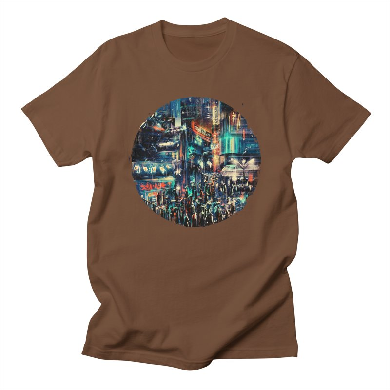 Chinatown Men's T-Shirt by MB's Tees