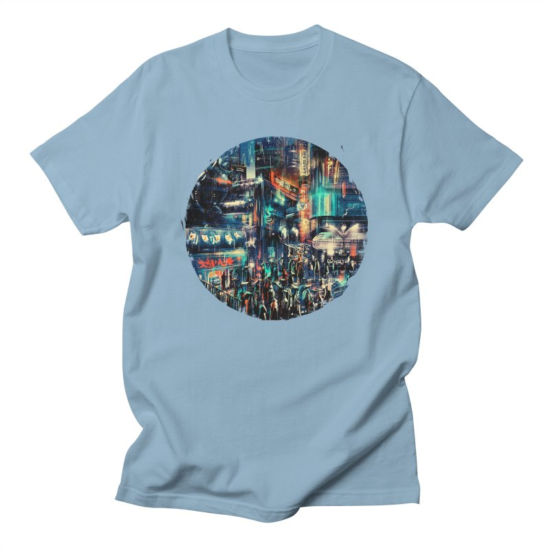 Chinatown Women's Regular Unisex T-Shirt by MB's Tees