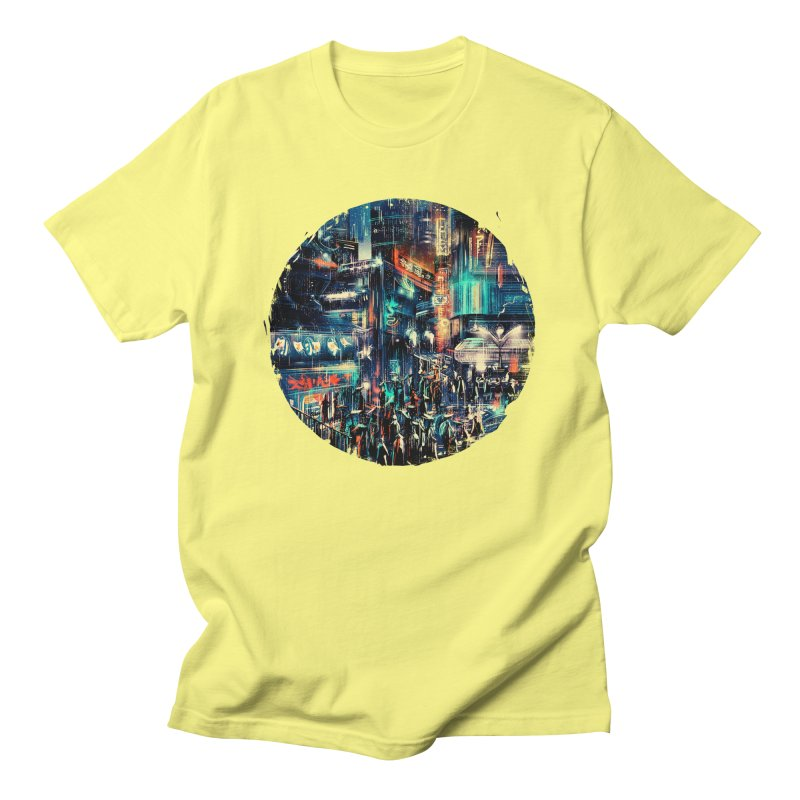 Chinatown Men's T-Shirt by MB's Collection