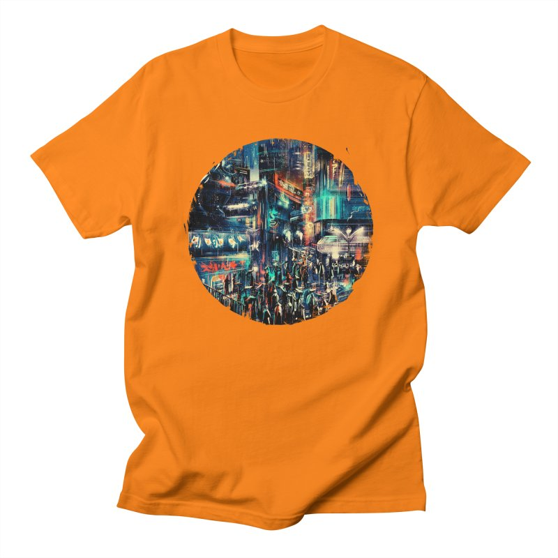 Chinatown Women's Regular Unisex T-Shirt by MB's Tees