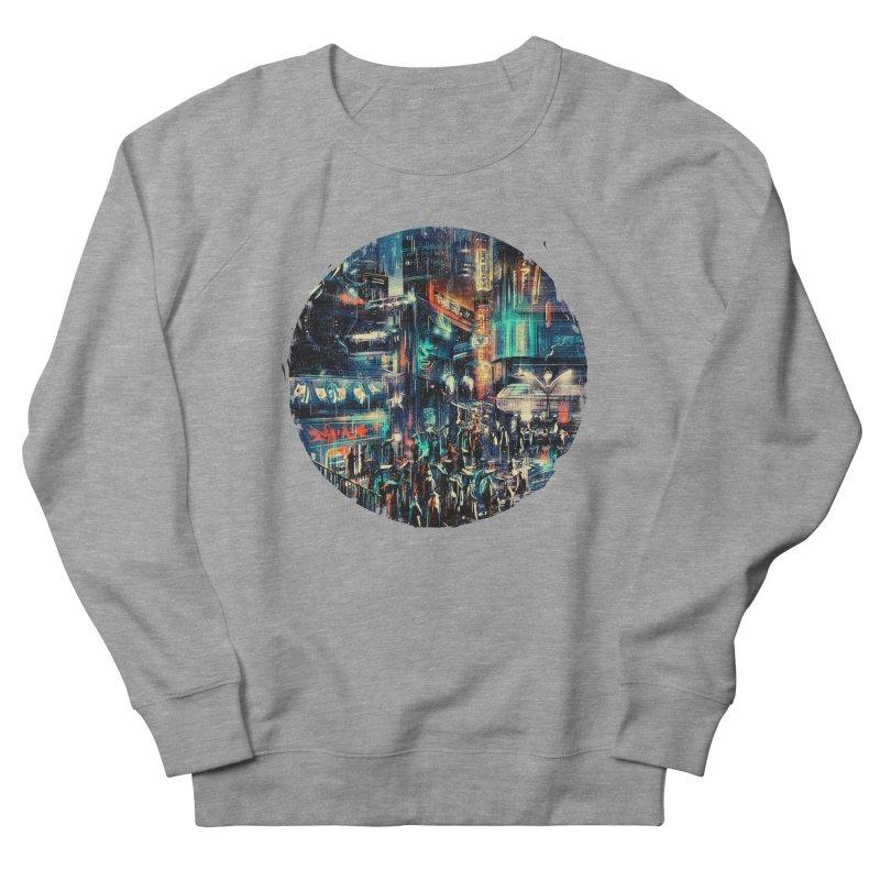 Chinatown Women's Sweatshirt by MB's Tees